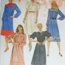 McCall 7870 sewing pattern pullover dress size 20 UNCUT