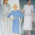Butterick 6627 sewing pattern misses wrap top and skirt size 16 UNCUT
