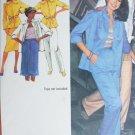 Simplicity 9432 sewing pattern skirt pants jacket UNCUT size 12 B34