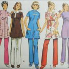 Simplicity 5032 sewing pattern maternity pants tunic top size 12 B34