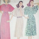 McCall 6397 sewing pattern misses dress and slip size 10 UNCUT