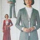 Simplicity 7786 sewing pattern misses jiffy skirt pants jacket size 10 UNCUT