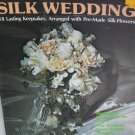 Sweet and Simple Silk Wedding Flower bouquets craft booklet
