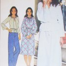 McCall 6142 sewing pattern misses pullover dress top skirt size 10 12 UNCUT