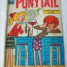 Ponytail Comic Dell No 2 1963 Chemistry Lab