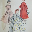 Butterick 8028 vintage 1950s sewing pattern dress coat size 12 B31
