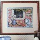 Cross stitch pattern Granny's Antiques Leaflet 33