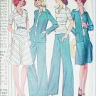 McCall 4619 sewing pattern top pant skirt jacket sizes 14 16 18