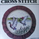 Cross stitch kit Duck Flight by Designs for the Needle complete small 5 inch