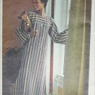 Butterick 3916 ladies caftan sewing pattern size small 8 to 10