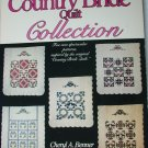 Country Bride Quilt Collection book 5 craft patterns by Benner and Pellman