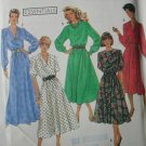 Simplicity 9951 sewing pattern dress sizes 10 12 14 uncut