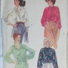 Vogue 7158 sewing pattern misses blouse with tie size 14 B36 UNCUT