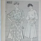 Mail in sewing pattern 4052 misses dres sizes 10 12 14 16 UNCUT