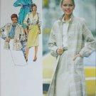 Simplicity 9482 misses coat jacket dress skirt size 14 B36 sewing pattern