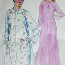 Butterick 4025 misses robe duster size 14 B36 sewing pattern