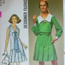 Simplicity 8630 misses 12 B34 retro vintage 1969 sewing pattern