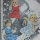 Simplicity 9611 Cinderella childs dress jumper shirt size 6 UNCUT pattern