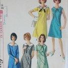Simplicity 5924 misses A line dress size 16 B36 vintage 1965 sewing pattern