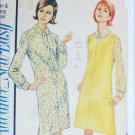 Advance 3395 dress and jumper size 13 B33 vintage early 1960s UNCUT pattern