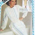 Simplicity 6269 misses 2 piece dress size 12 UNCUT 1983 sewing pattern