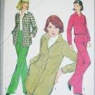 Simplicity 8240 misses shirt jacket pants UNCUT size 14 pattern 1977 vintage
