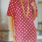 Butterick 6752 misses pullover loose fitting dress size L XL Uncut pattern