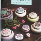 Esther's Silk Ribbon Embroidery craft book patterns and instructions