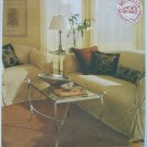 McCall 2161 home decorating pattern making sofa chair covers and pillows