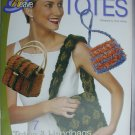 Annie's Attic 7 Terrific Totes & Handbags to crochet patterns