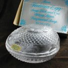 Avon Fostoria Crystal egg Mother's Day 1977