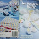 American School of Needlework Get Ready for baby knit crochet patterns
