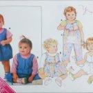 Butterick 3791 infant jumper jumpsuit top UNCUT size L XL pattern