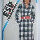 Simplicity 6161 misses dress sizes 8 10 pattern