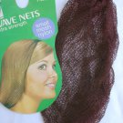 Vintage Vogue by Glemby Wave Net hair net heavy duty brown