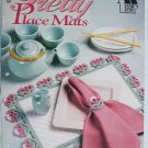 Plastic Canvas Pretty Place Mats patterns from Annie's Attic