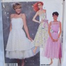 McCall 2470 misses formal dress pattern size 10 UNCUT
