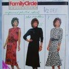 Butterick 4035 misses dress size 6 8 pattern blouson type