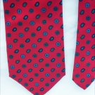 Haggar Imperial tie made in USA from imported silk 3 1/2 inches