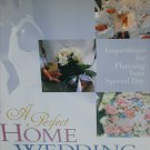 A Perfect Wedding planning book Kerry Eielson hardcover book