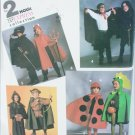 Simplicity 7470 child's costume pattern UNCUT devil Zorro bugs Robin Hood