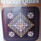 Pocket quilts 6 designs House of White Birches pattern booklet