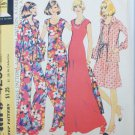 McCall 4250 misses dress top jacket pants for knits size 14 UNCUT pattern