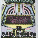 Sheet Music Magazine Hollywood Melodies August September 1988
