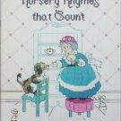 Nursery Rhymes that Count Gloria & Pat 12 cross stitch patterns