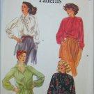 Vogue 7158 sewing pattern misses blouse with tie size 12 B34 UNCUT