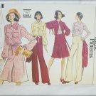 Vogue 8714 misses waist jacket top skirt pants UNCUT size 14 bust 36 pattern