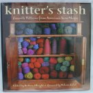 Knitter's Stash favorite knitting patterns hardbound book