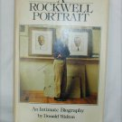 A Rockwell Portrait biography by Donald Walton hardcover book