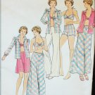 Butterick 3728 misses bra top shirt size 12 UNCUT pattern